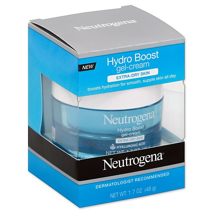 Alternate image 1 for Neutrogena® 1.7 oz. Hydro Boost Gel-Cream Extra-Dry Skin
