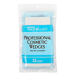 Harmon® Face Values™ 32-Count Professional Cosmetic Wedges