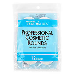 Harmon® Face Values™ 12-Count Professional Cosmetic Rounds