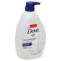 Dove 34 oz. Deep Moisture Body Wash with Nutrium Moisture®