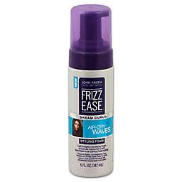 John Frieda® Frizz Ease® Dream Curls® 5 oz. Air-Dry Waves Styling Foam