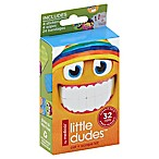me4kidz® Little Dudes 32-Piece Bandages Cut + Scrape Kit