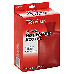 Harmon® Face Values™ Reusable Hot Water Bottle