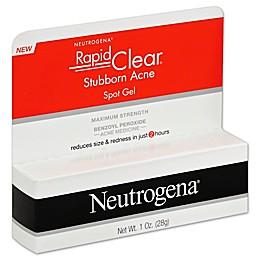Neutrogena® Rapid Clear® 1 oz. Stubborn Acne Spot Gel
