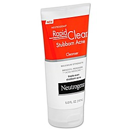 Neutrogena® Rapid Clear® Stubborn Acne Cleanser