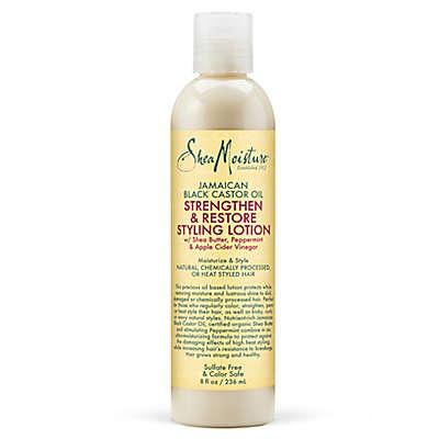SheaMoisture® 8 fl. oz. Jamaican Black Castor Oil Strengthen & Restore Styling Lotion