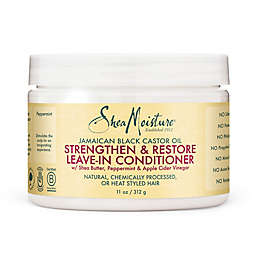 SheaMoisture® 11 fl. oz. Jamaican Black Castor Oil Strenghten & Restore Leave-In Conditioner