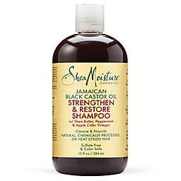SheaMoisture® 13 fl. oz. Jamaican Black Castor Oil Strengthen & Restore Shampoo