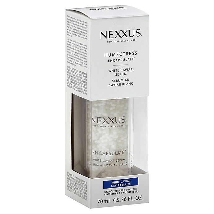 Nexxus® 2 3 oz  Humectress Encapsulate™ Caviar Complex Serum | Bed