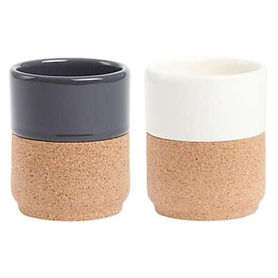 Amorim Cork Ceramic Tea Cup