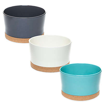 Amorim Cork Ceramic Salad Bowl