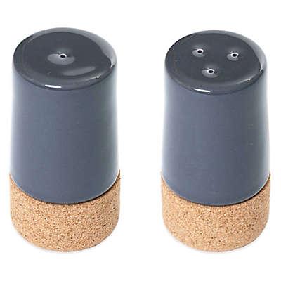 Amorim Cork Ceramic Salt & Pepper Shakers (Set of 2)