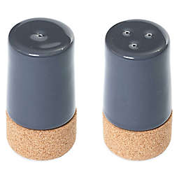 Amorim Cork Ceramic Salt & Pepper Shakers (Set of 2)