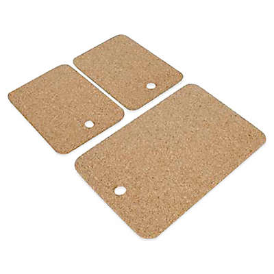 Amorim Cork Cheese Boards (Set of 3)