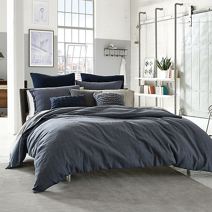 Kenneth Cole Duvet Cover, Kenneth Cole Bedding Oatmeal