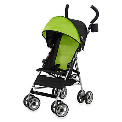 Kolcraft® Cloud Umbrella Stroller in Green/Black