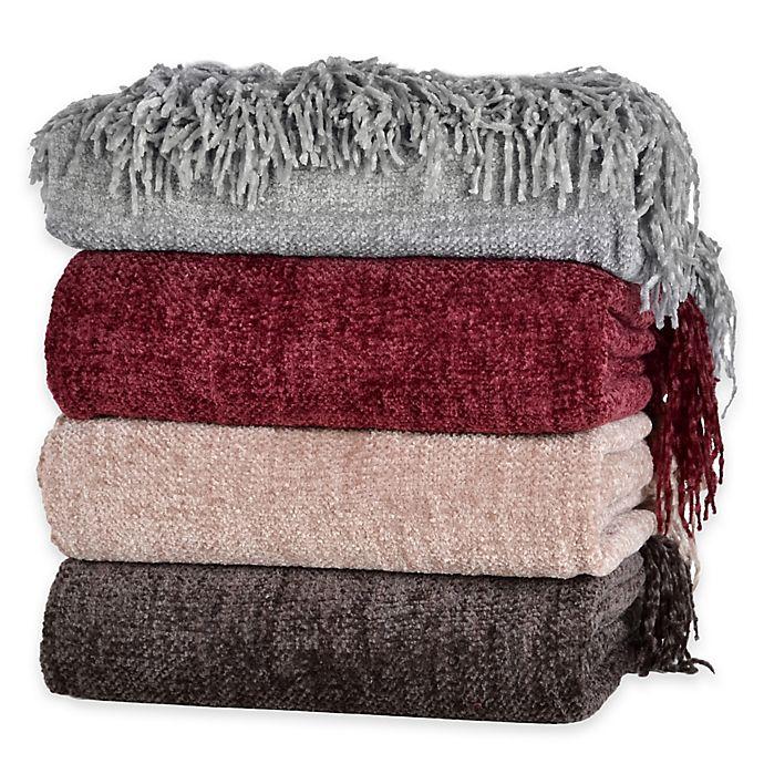Alternate image 1 for Berkshire Blanket® Chenille Comfort Throw