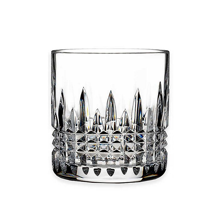 Alternate image 1 for Waterford® Lismore Diamond Straight-Sided Tumblers (Set of 4)