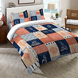 Laural Home® Coastal Bedding Collection