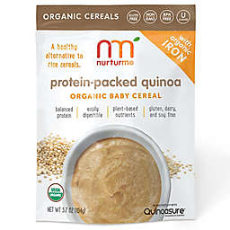 NurturMe 3.7 oz. Protein-Packed Quinoa Organic Baby Cereal