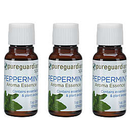PureGuardian® 3-Pack 1 oz. Peppermint Aroma Essence Oil