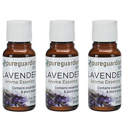 PureGuardian® 3-Pack 1 oz. Lavender Aroma Essence Oil