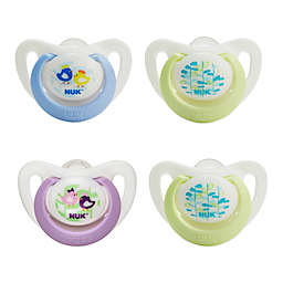 NUK® 0-2M 2-Pack Orthodontic Pacifiers