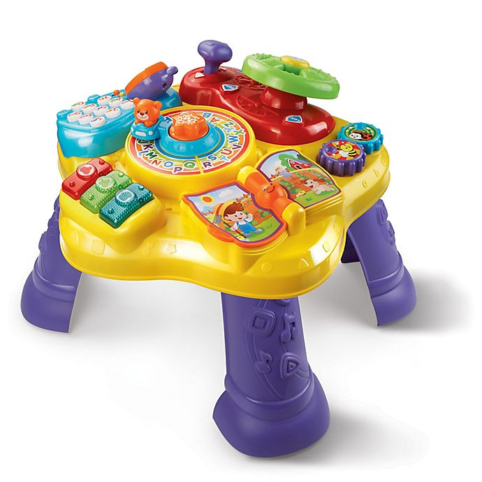 Alternate image 1 for VTech Super Star Learning Table