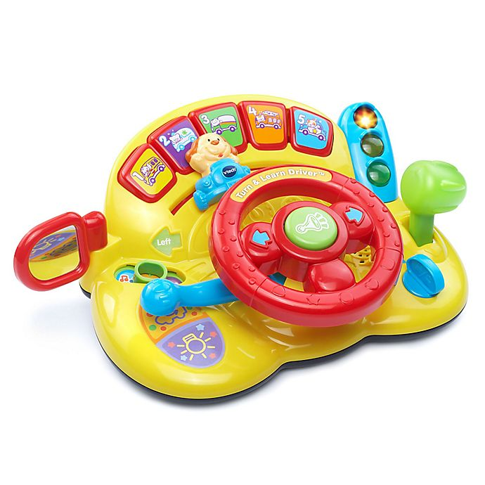 Alternate image 1 for VTech® Turn and Learn Driver