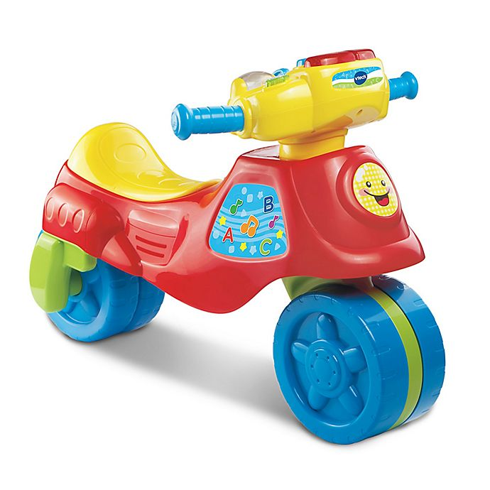 Alternate image 1 for VTech® 2-in-1 Learn and Zoom Motorbike