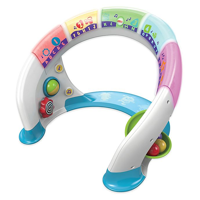 Alternate image 1 for Fisher-Price® Bright Beats Smart Touch Play Space
