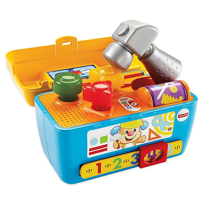 Fisher Price Learning Kitchen: Fisher-Price® Laugh And Learn™ Smart Stages™ Toolbox