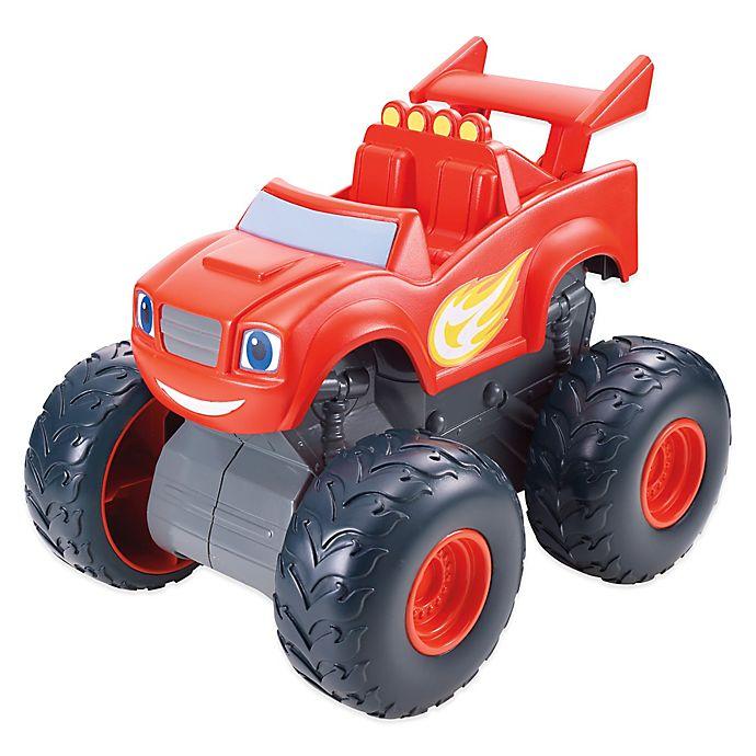 Alternate image 1 for Fisher-Price® Blaze and the Monster Machines™ Super Stunts Blaze