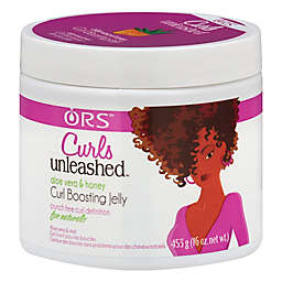 Ors 16 oz. Aloe Vera & Honey Curl Boosting Jelly for Naturals