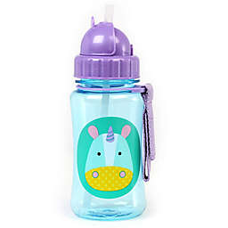 SKIP*HOP® Zoo Unicorn Straw Bottle