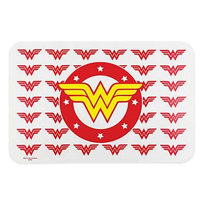 Bumkins® DC Comics Reusable Silicone Wonder Woman Placemat