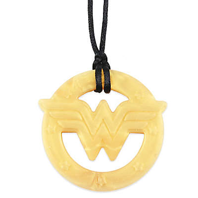 Bumkins® DC Comics Silicone Wonder Woman Teething Pendant Necklace