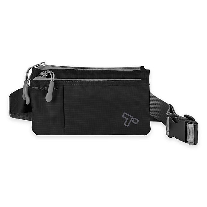 Alternate image 1 for Travelon® 7.5-Inch 6-Pocket Anti-Theft Waist Pack