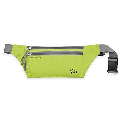 Travelon® 8.5-Inch Double Zip Waist Pack