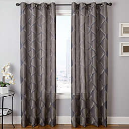 Curtains With Grommets Bed Bath Amp Beyond