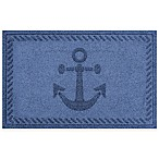 Weather Guard™ 23-Inch x 35-Inch Anchor Mat in Navy
