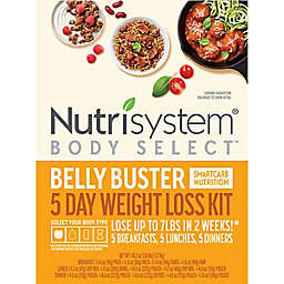 Nutrisystem® Body Select™ Belly Buster 5-Day Weight Loss Kit