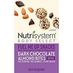 Nutristystem® Body Select™ 5- Count Fuel Me Up Snacks Dark Chocolate Almond Bites