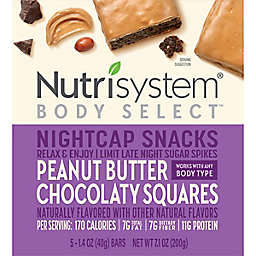 Nutrisystem Body Select 5-Count Peanut Butter Nite Caps