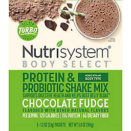 Nutristystem® Body Select™ 5-Count Protein & Probiotic Shake Mix in Chocolate