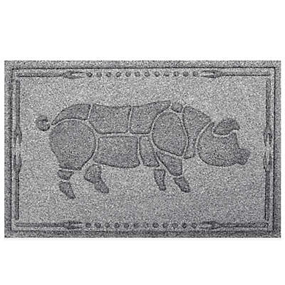 Weather Guard™ 23-Inch x 35-Inch Hog BBQ Mat