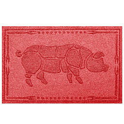 Weather Guard™ 23-Inch x 35-Inch Hog BBQ Mat