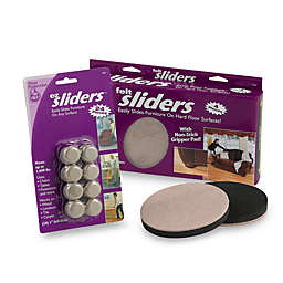 EZ Sliders® 5-Inch Felt Movers and 1-Inch Supersliders