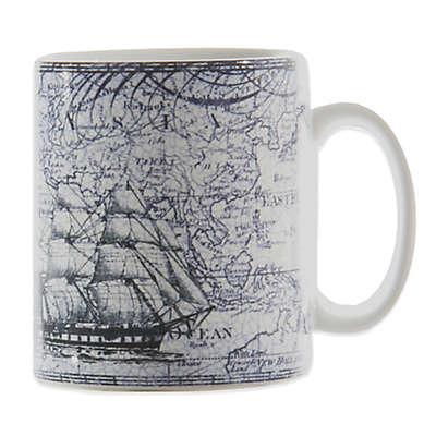 Due North Jumbo Mug