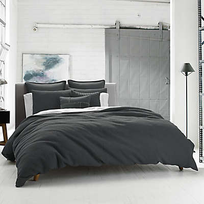 Kenneth Cole Reaction Home Waffle Duvet Cover